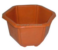 2016 new design of durable plastic flowerpot mold