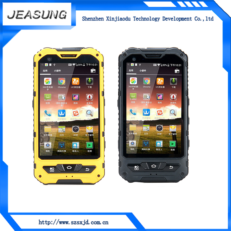 low price china rugged mobile phone , three sim cards android mobile phones