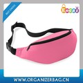 Encai Wholesale Fashion Sports Waist Bags Leisure Waist Pack For Passport & Money & Tickets Fanny Pack