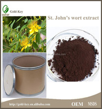St.John's Wort Extract Powder in Herb Plant Extract
