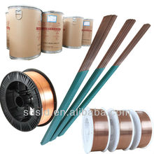 Equal to YH50-6 welding wire AWS A5.18 ER70S-6 CO2 welding wire