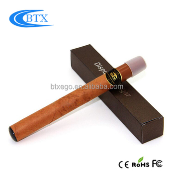 Hot selling e cigar 118mm disposable flavor cartridge Fruit flavor E Cigar