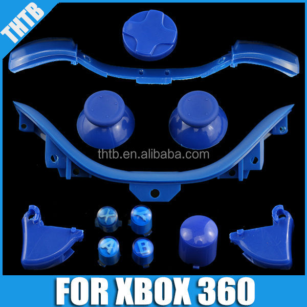 Wholesale Controller ABXY Guide Buttons RB/LB Bar D-Pad For XBOX360