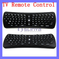 TV Remote Control Mini Keyboard for Smart TV Air Mouse