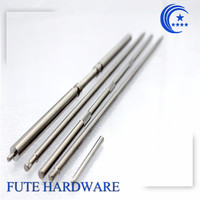 grinding washing shafts for machine parts