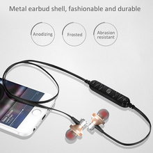 AWEI A860BL Wireless Bluetooth 4.0 Sports Stereo Music Earphone In Ear Earbuds with Mic