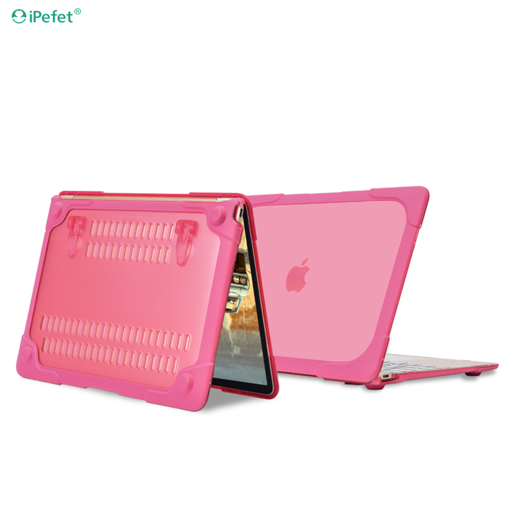 Shockproof Ultra Thin Silicone Case for Macbook