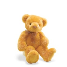 plush toy teddy bear, golden bear toy