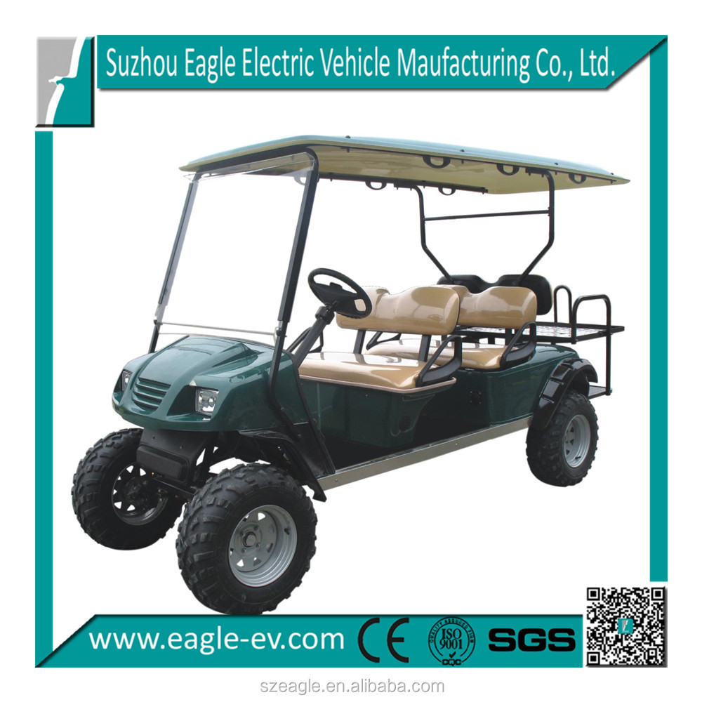 hunting buggies for sale, Road legal golf cart,6 seats with foldable seat