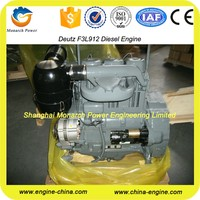 Deutz used small diesel engines