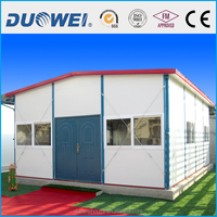 prefabricated house of container