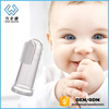Food grade wholesale food grade liquid silicone baby kid toothbrush