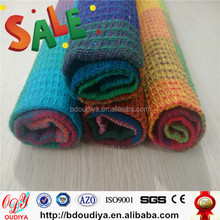 Wholesale Waffle Weave Kitchen Cleaning Cloth Made In China