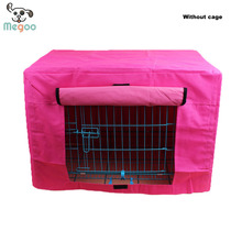 Oxford Cloth Puppy Cage Cover Waterproof Pet Crate Wear For Dog