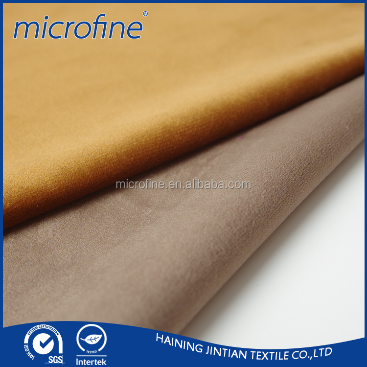 100% Polyester stylish velvet fabric for italian fabric sofa curtain home textile