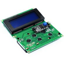 LCD Module Blue Screen IIC I2C 2004 5V LCD2004
