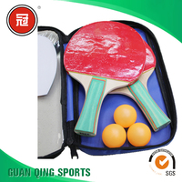 Wholesale China table tennis racket , table tennis set