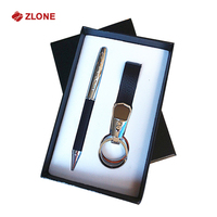 Hot Promotional items ,corporate gifts,pen and keychain set