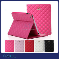 High Quality Flip Leather Auto Sleep and Wake for iPad Mini 2 Smart Case