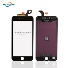 Mobile phone replacement parts for iphone 6 plus lcd assembly
