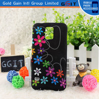 [GGIT] Printing Soft TPU Cellphone Case for Samsung S4 i9500 Phone Cover for 9500