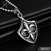 Wholesale Stainless Steel Charm Casting Necklace Pendant