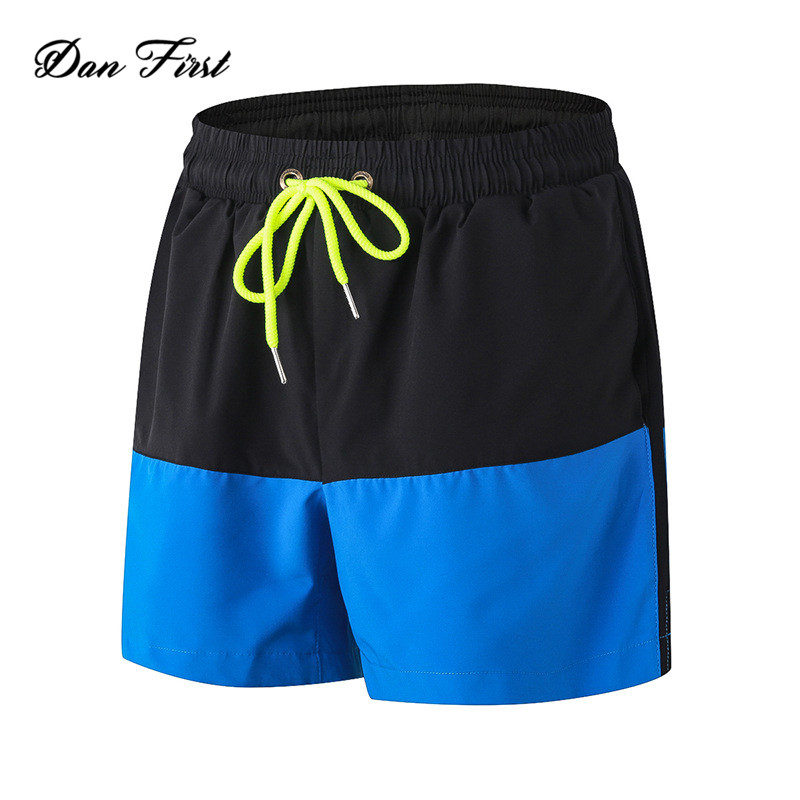 Hot Selling Newest Men Causal Two Colors Running Jogger Sport Shorts