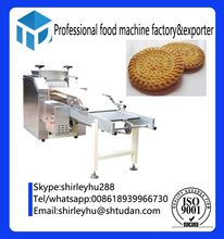 ISO approved shanghai small scale biscuit machine in bakery equipment full set biscuit making machine for small biscuit machine