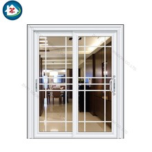 Aluminum waterproof storm sliding doors