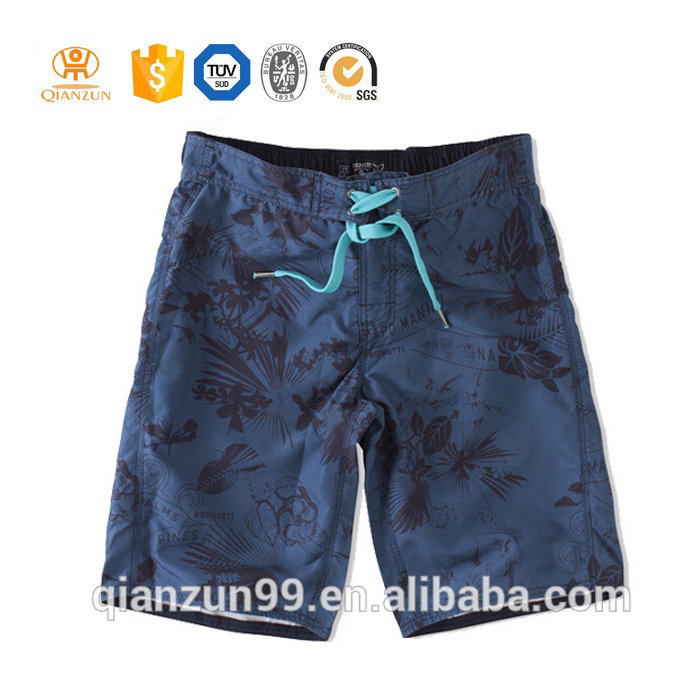 2015 New style Casual Mens beach board shorts