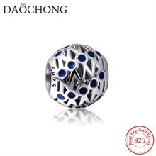 High Quality 925 Sterling Silver Bead Fit for Charm Bracelet