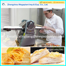Multi-layer Commercial Bakery Stand Type Pizza Dough Sheeter for Sale Price