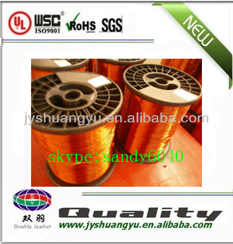 Insulated copper wires making machines