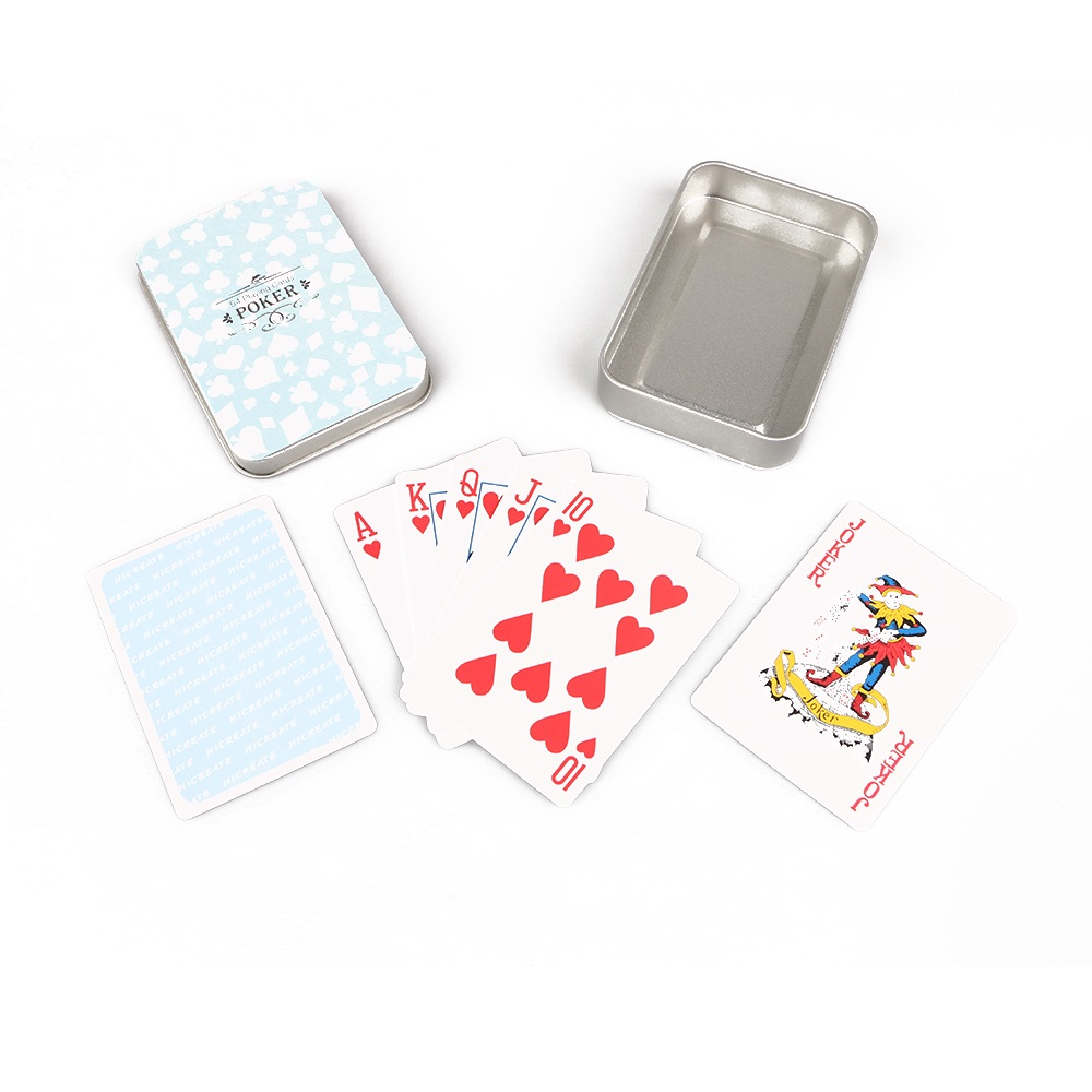 custom party <strong>card</strong> game printing <strong>card</strong> game tin