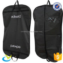 Nonwoven garment suit cover bag