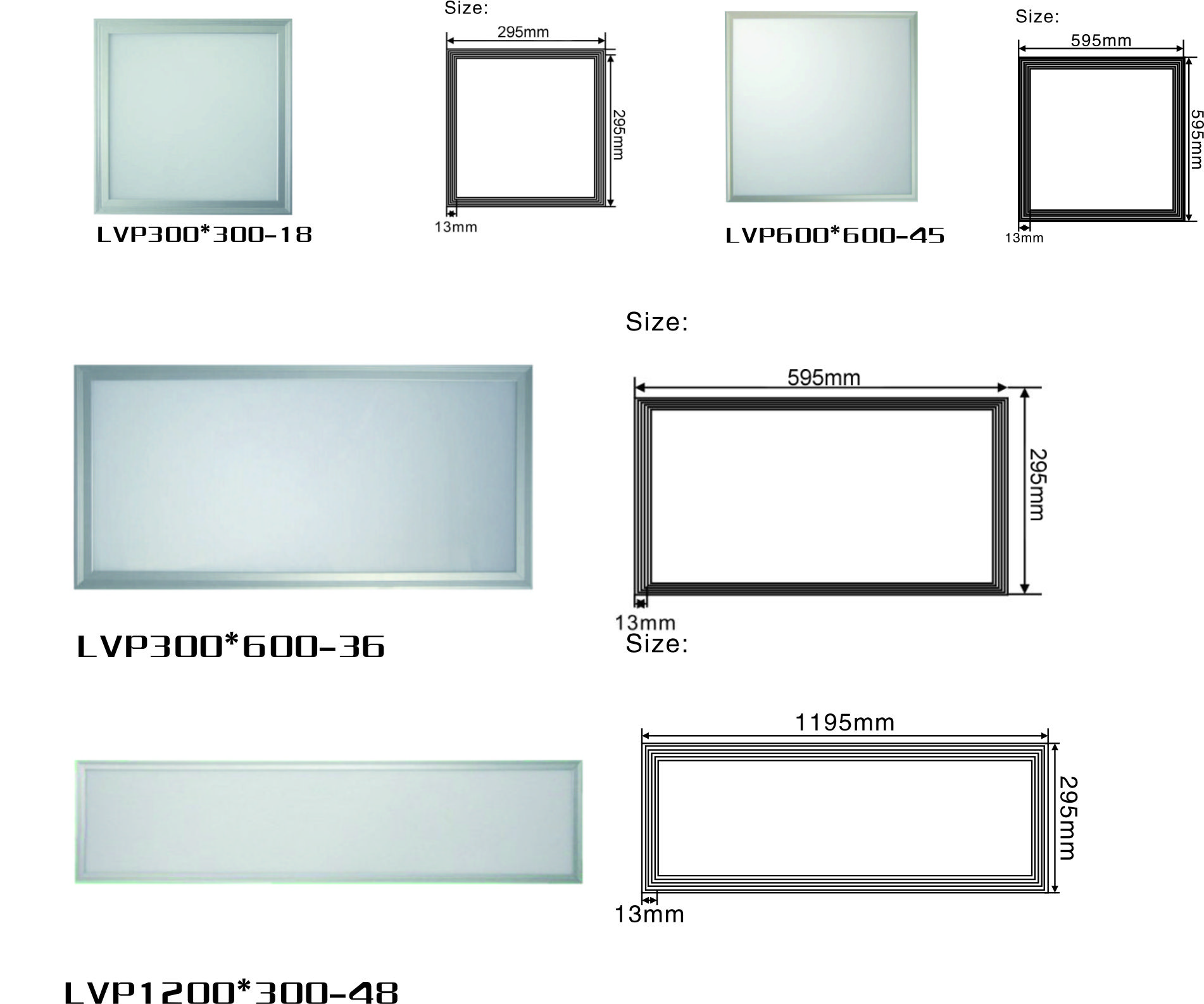 2018 Indoor panel 600x600 led panel light recessed light ceiling flat panel led lighting