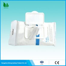 Direct factory price super quality pet wipes in tub