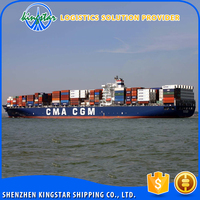 SERVICE CONTAINER SHIPPING CARGO SEAFREIGHT SHENZHEN JORDANS 2017 COOK ISLANDS to