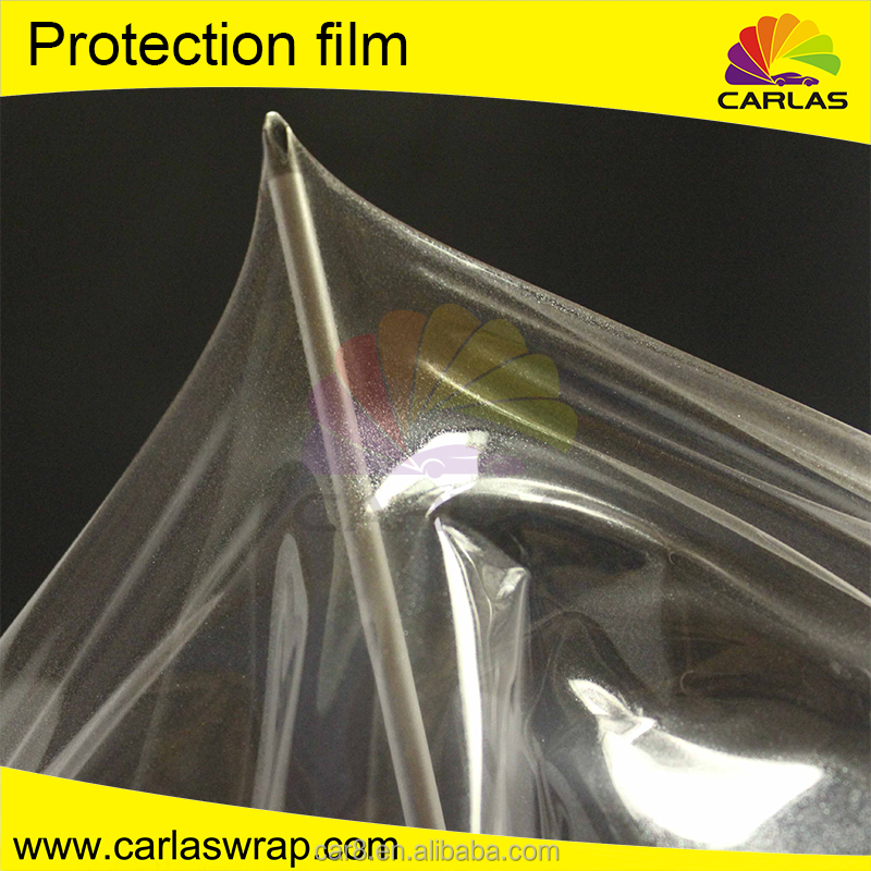 Carlas transparent car interior glass bullet proof film