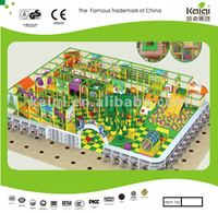 Updated KAIQI indoor games for kids/naughty castle/soft play