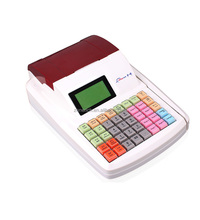 Hot Selling POS Electronic Cash Register Device With Printer ZQ-ECR2200A from ZONERICH