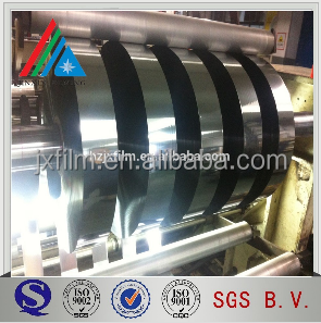Metalized pet film for Cable wrap and duct wrap