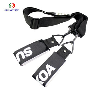 Ski Loop Fastener Binding Custom Logo cross country Ski Straps for winter