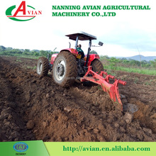Tractor Mounted Moldboard Ridging Plough / Reversible Furrow Plough For Cassava Field Preparation