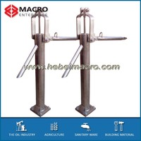 stainless steel lever operated hand pump