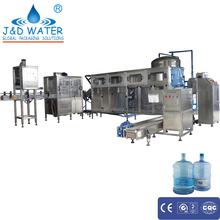 China hot sale cheap automatic 5 gallon water filling machine