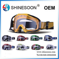 High quality and Soft TPU motorcycle protect engine goggles