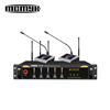 Customized karaoke conference system multi directional wireless digital microphone