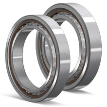 high quality Single row angular contact sealed ball bearings