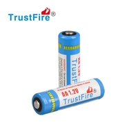 TrustFire original factory wholesale Ni-MH 1.2V aa rechargeable batteries 2500mAh